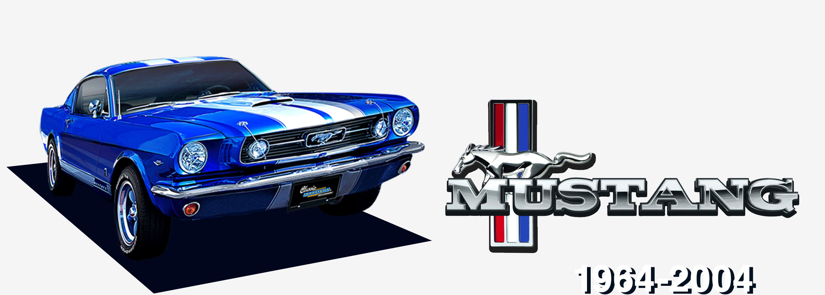 1964-1973 Mustang