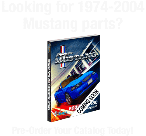 74-Up Mustang